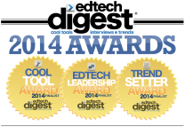 einstein™Tablet+ získal ocenění EdTech Digest Cool Tool Award
